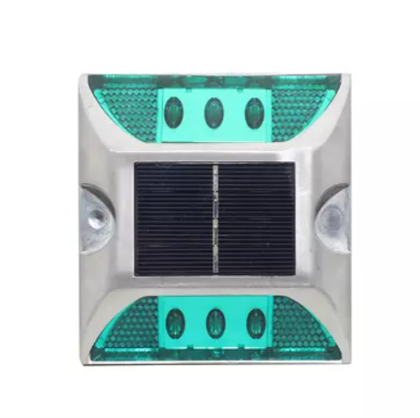 How to solar stud lights works